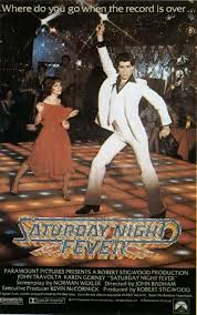 saturday night fever party