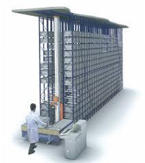 automated storage retrieval system