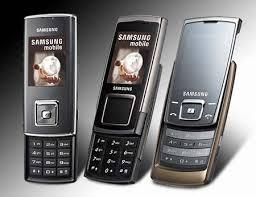 new samsung slide phones