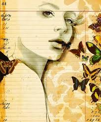 photo collage portrait