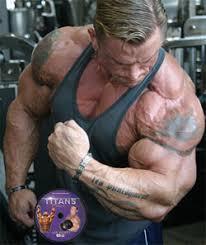 iron man bodybuilding