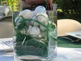 golf centerpieces