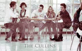 picture of the cullens