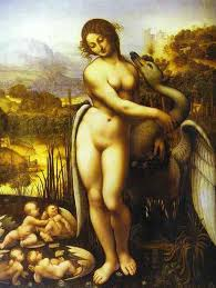 da vinci leda and the swan