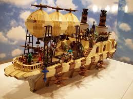 jabba barge lego