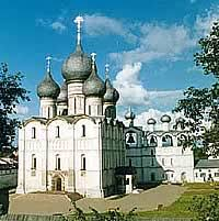 christian temples