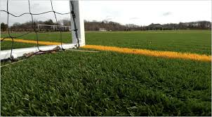 artificial turf field