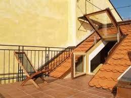 roof balconies