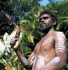 aborigines boomerang