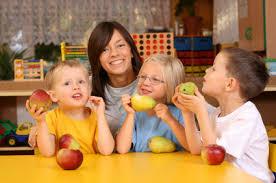 child care food