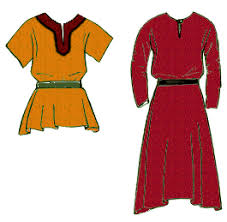 medieval time clothes