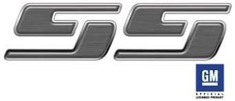 chevy ss decals