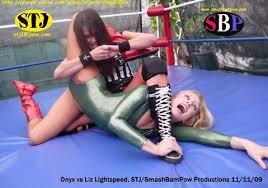 stj wrestling