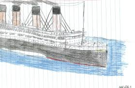 draw the titanic