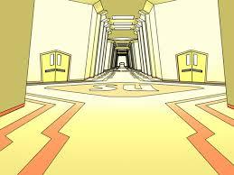 hallways design
