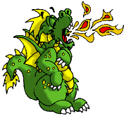cute dragon clip art