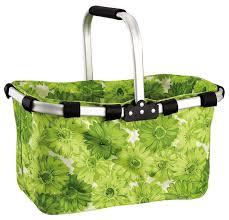 folding shopping baskets