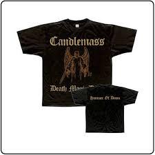 candlemass t shirt