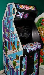crystal castles arcade game