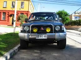 mitsubishi montero diesel