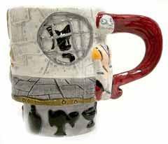 nightmare before christmas mugs
