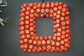 apple wreath