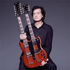 jimmy page gibson