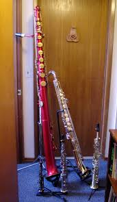 straight tenor sax