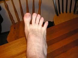 foot toe