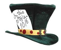 girl mad hatter costume