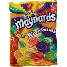 maynard wine gums