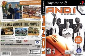 and1 streetball ps2