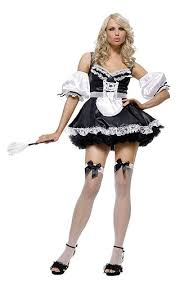 french maids costumes