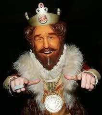 burger king guy costume