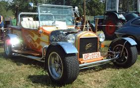 ford tin lizzy