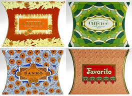 bath salts packaging