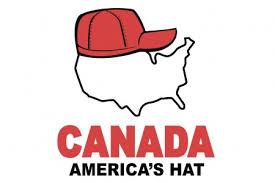 canada americas hat