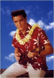 elvis presley blue hawaii