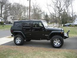 jeep wrangler unlimited lift