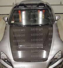 s2000 carbon hood