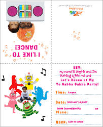 cool party invitations