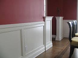 dining room trim