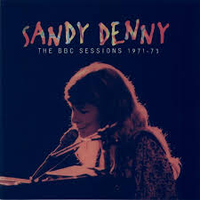 Sandy Denny - Sandy At The BBC