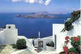 santorini greece volcano