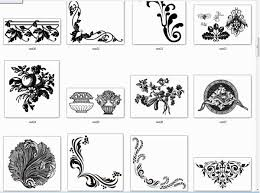 free black and white graphics