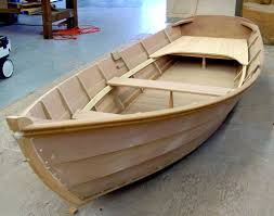 timber boat building