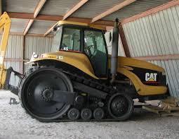 cat farm tractors