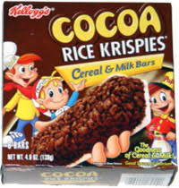 cocoa rice krispies