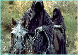 lord of the rings black riders