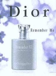 remember me perfume